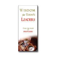 Wisdom for Todays Leaders